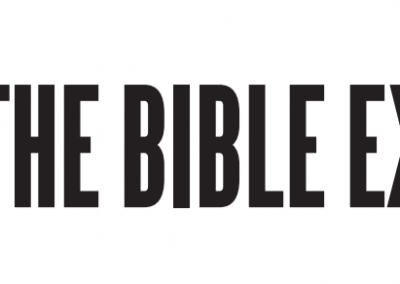 the bible exchange logo