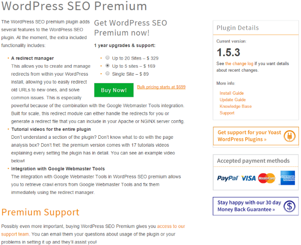 All In One SEO Plugin vs Yoast's WordPress SEO Plugin - WordPress SEO Premium